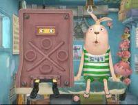 Мультики про заключенных кроликов. Часть 1