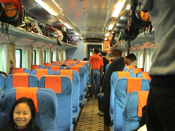 Цинхай-Тибетская железнодорожная магистраль (32 фото + текст)