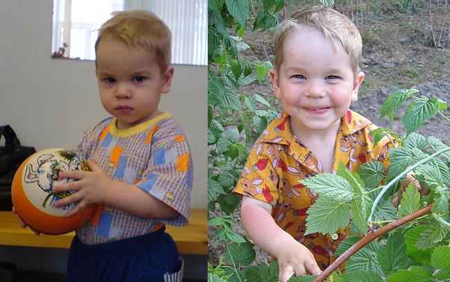 Фотографии детей в детских домах и в их новых семьях (68 фото)