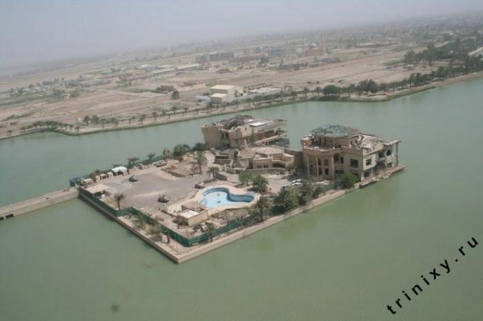 Дворцы Саддама Хусейна