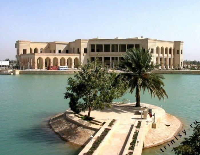 Дворец Саддама Хусейна (29 фото)