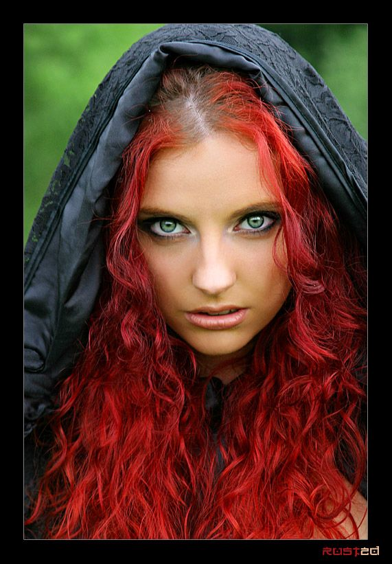 Арты - ассоциации с игрой - Страница 6 Redhead_12