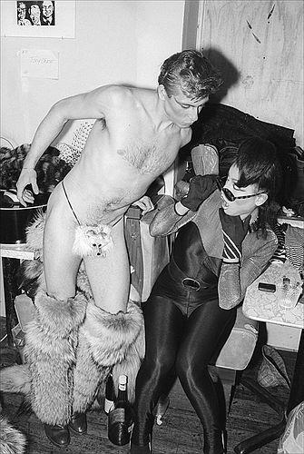 Как зажигали в Нью-Йорке в 1970х (72 фото) Есть НЮ