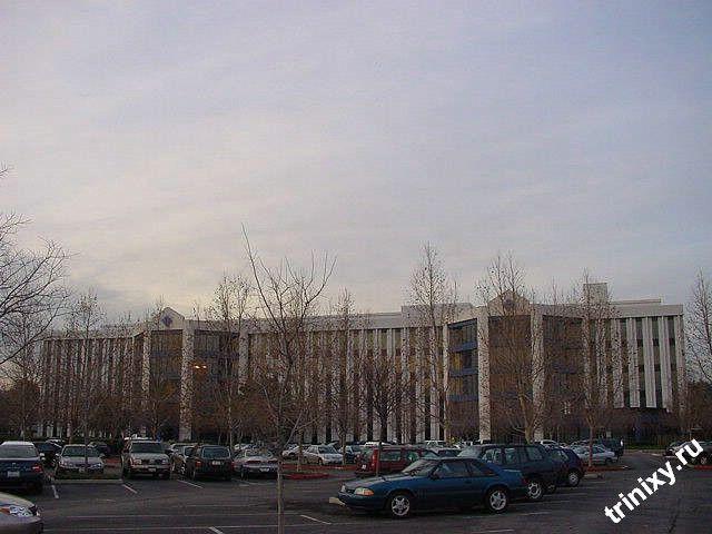 Заброшенное здание корпорации Sun Microsystems (46 фото)