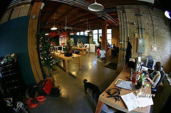 Самый лучший офис (85 фото)