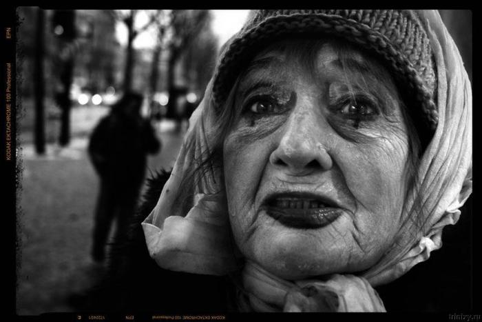 Улица - дом нищих (56 фото)