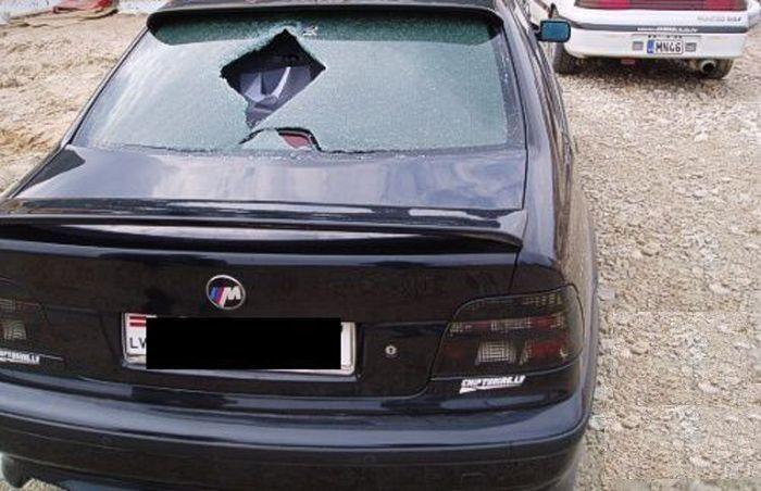Будьте внимательнее на дорогах (9 фото)
