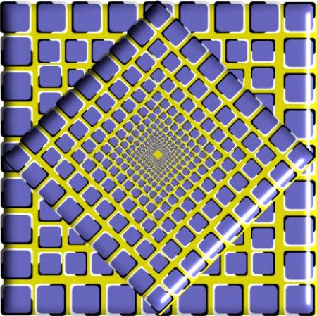 Оптические иллюзии (30 фото)