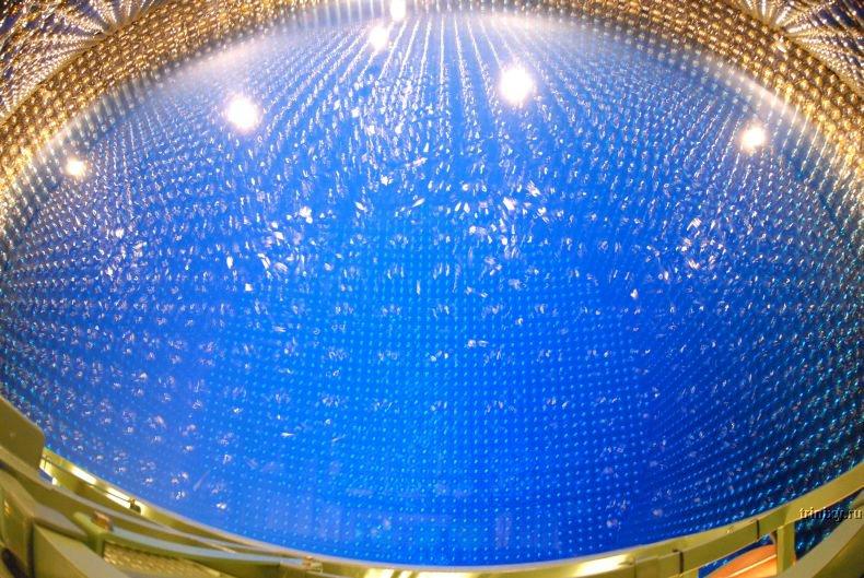 Удивительный исследовательский центр в Японии - Супер-Камиоканде (16 фото)