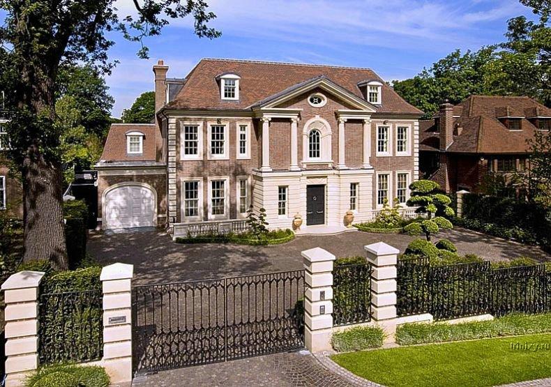 Самый дорогой новый дом в Великобритании