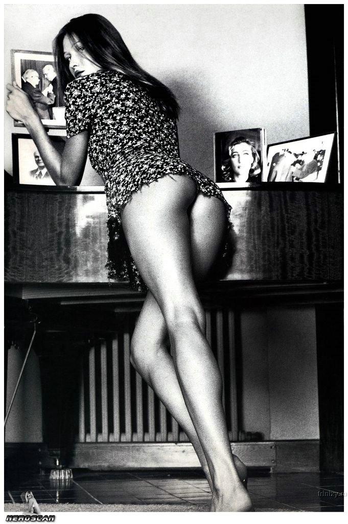 Будущая первая леди Франции Карла Бруни (28 фото НЮ)