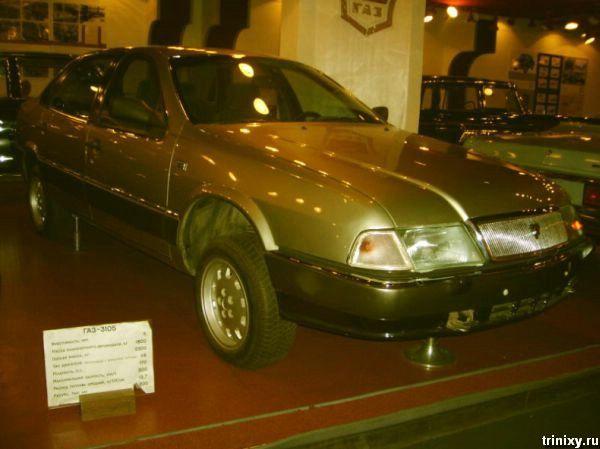 ГАЗ-3105 или неизвестная ВОЛГА (3 фото + текст)