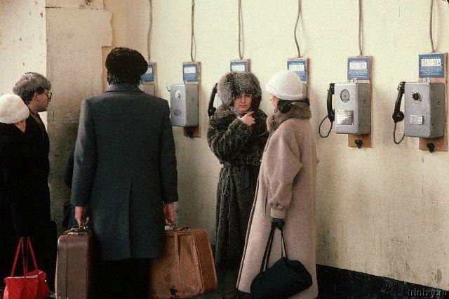 Порция ностальгии из советской эпохи (24 фото)