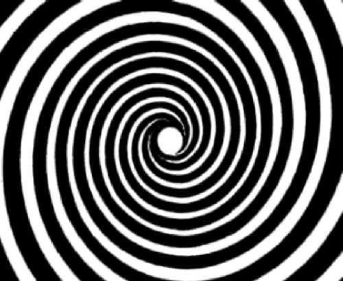 Классная иллюзия. Второй размер превращается в третий!