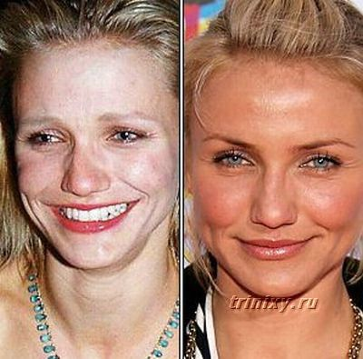 celebrities with out makeup. Celebs No Makeup.