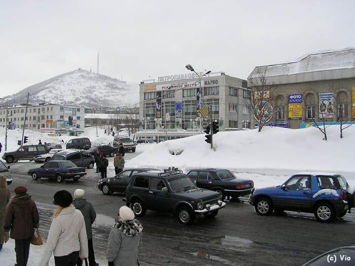 Зима в Петропавловске-Камчатском (16 фото + текст)