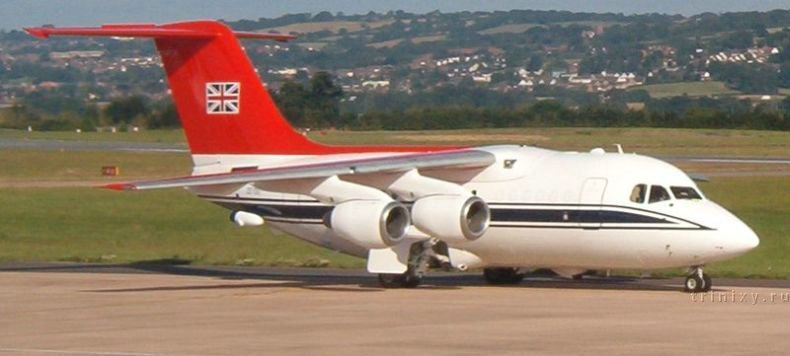 Президентские самолеты (50 фото)