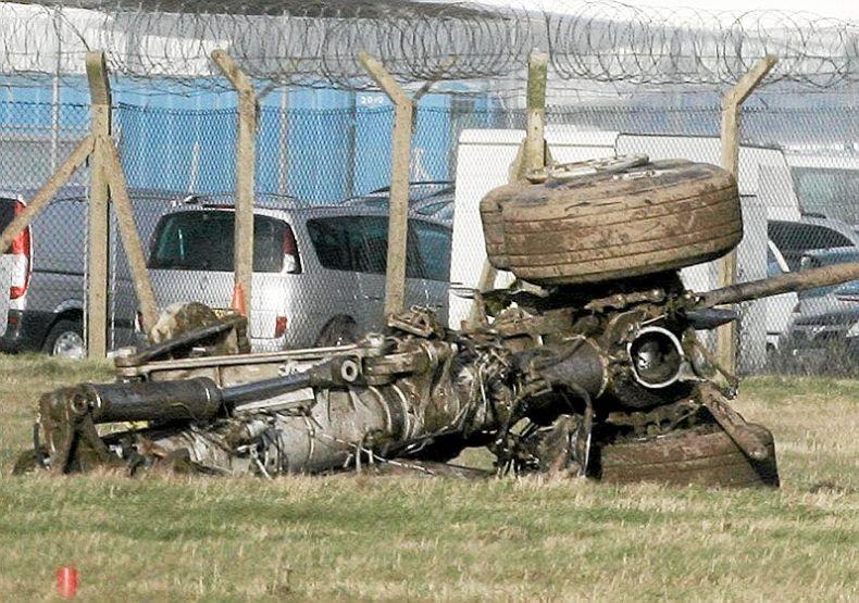 Аварийная посадка Боинга (11 фото + текст)