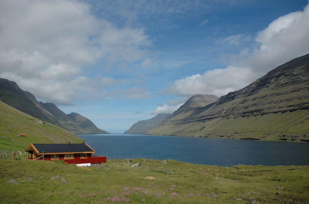 Удивительные Фарерские острова (39 фото)