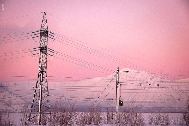 Попасть за полярный круг (34 фото + текст)