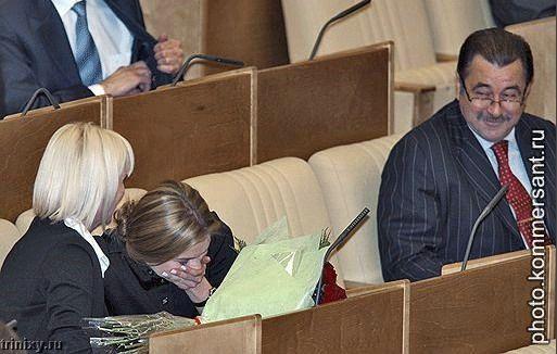 Девушки-депутатки в Думе. Часть 2 (18 фото)