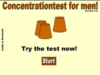 Тест на внимательность. Номер 2