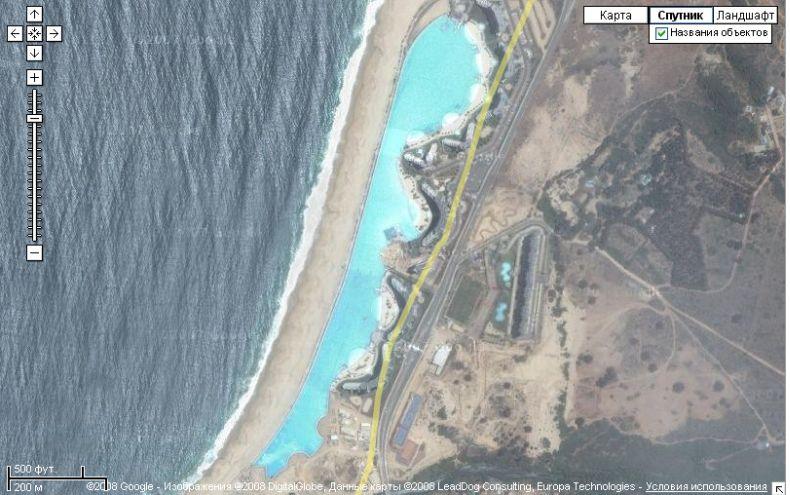 Самый большой бассейн в мире (9 фото)