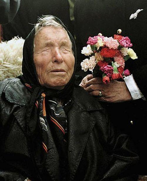 Предсказания болгарской провидицы Ванги