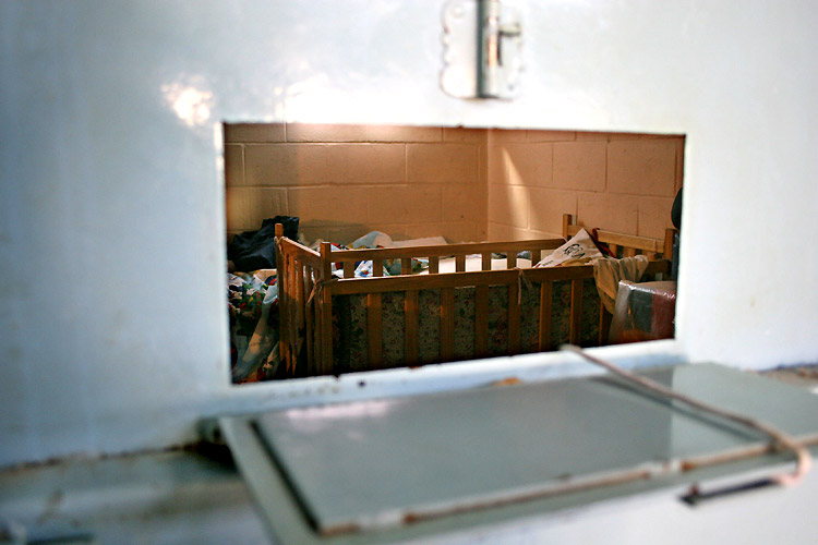Детский сад за решеткой (15 фото)