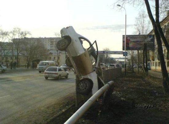 Подборка ДТП (62 фото)