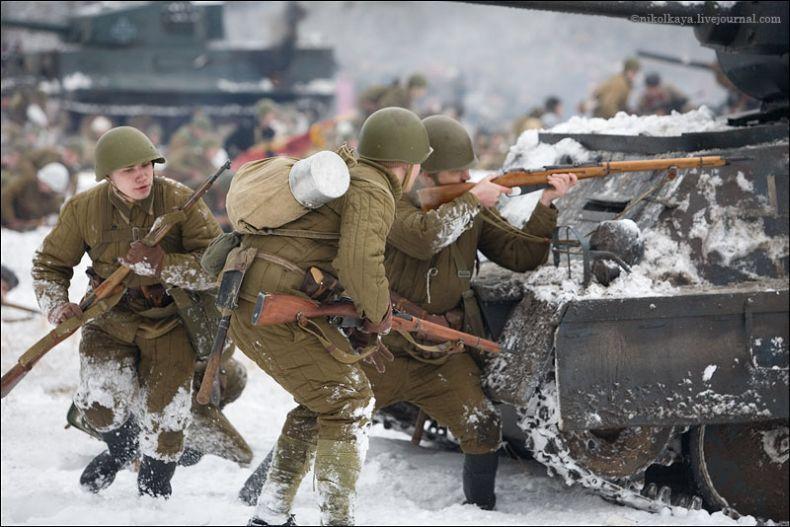 Фестиваль Военных действий (38 фото)