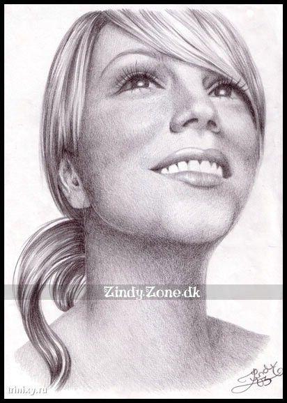 Рисунки карандашом (36 фото)