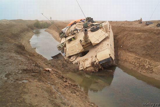 Танки грязи не боятся (36 фото)