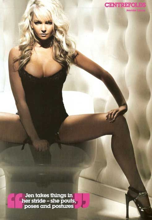 Jennifer Ellison (6 Фото)