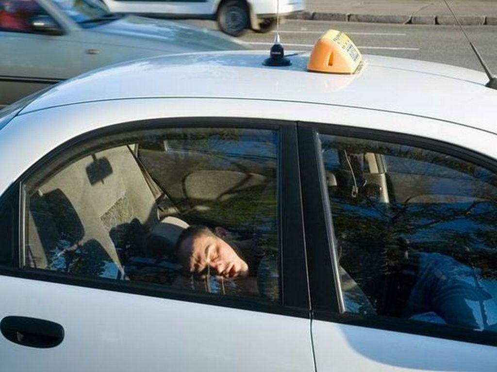 """За что таксисты попадают в """"черный"""" список"""