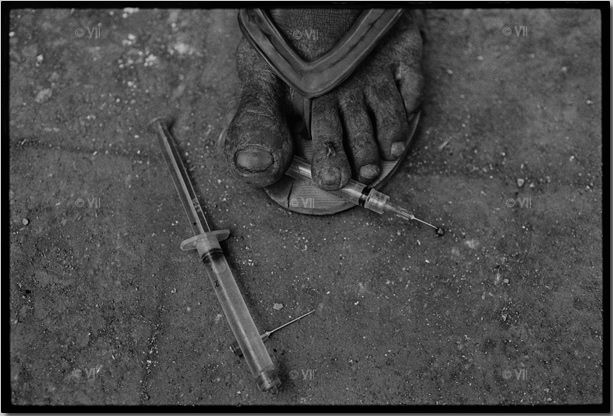 Жесть. Пакистанские героинщики (29 фото)