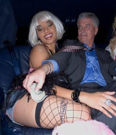 Суровые будни проституток