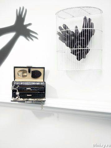 Рекламный креатив от Marcel Christ (92 фото)