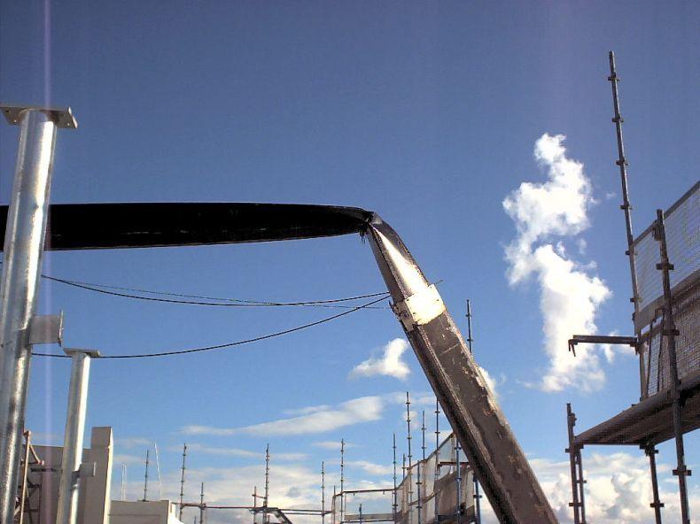 Большая подборка упавших кранов (125 фото)