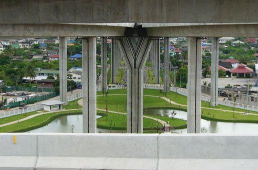 Супер мост в Бангкоке (84 фото)