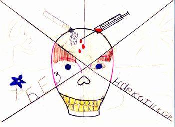 Взрослые рецензии на детские рисунки (15 картинок)