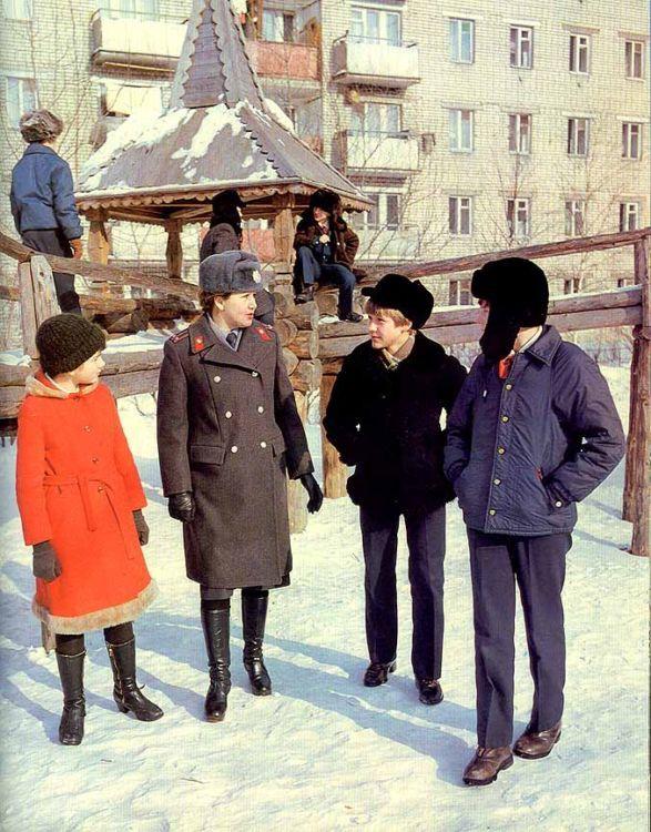 Фотографии времен СССР (42 штуки)
