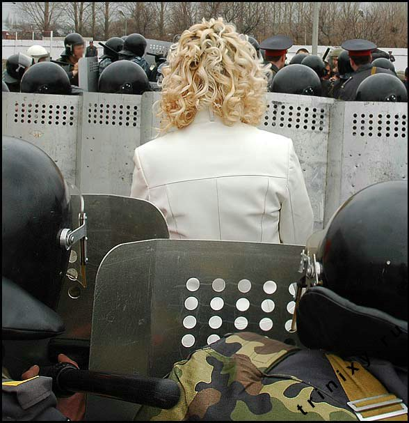 Блондинки правят миром (68 фото)