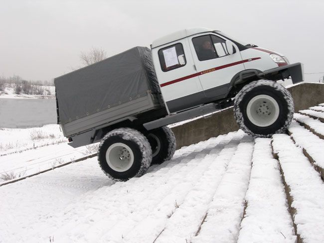 Снегоболотоход КЕРЖАК (25 фото)