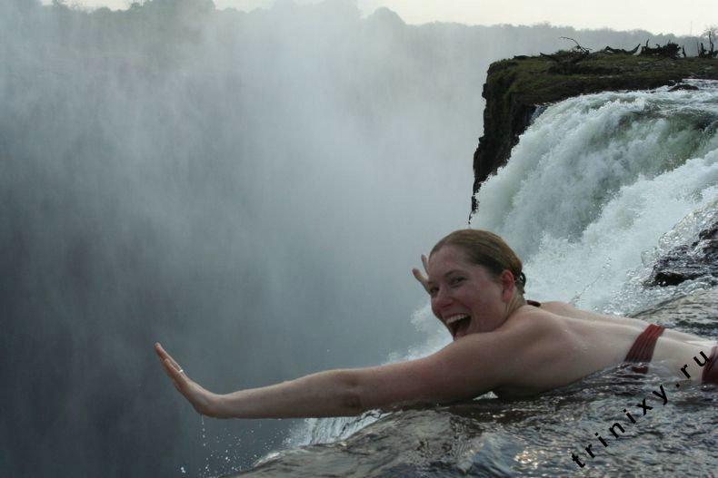водопад Виктория (13 фото + 2 видео)