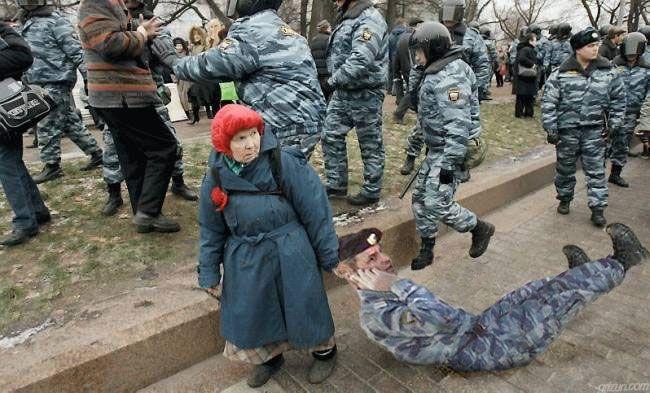 """Фотожаба """"Бабулька"""" (15 работ)"""