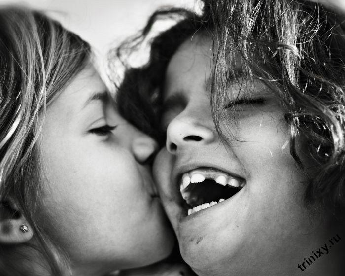 Любовь это... (25 фото + цитаты)