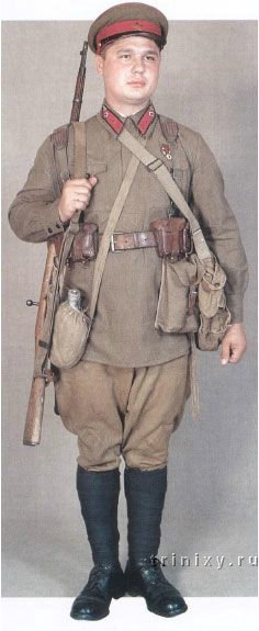 Униформа Красной Армии 1918-1945 (143 фото)