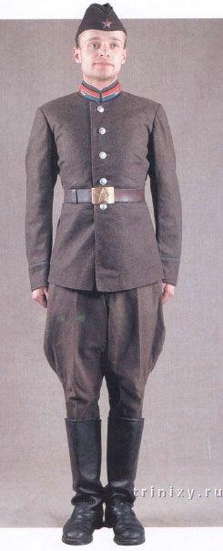 УВС-37 Обязанности комиссара - Анатомия армии
