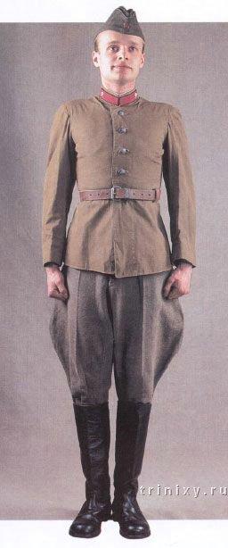 форма военная образца 1941 года - фото 5